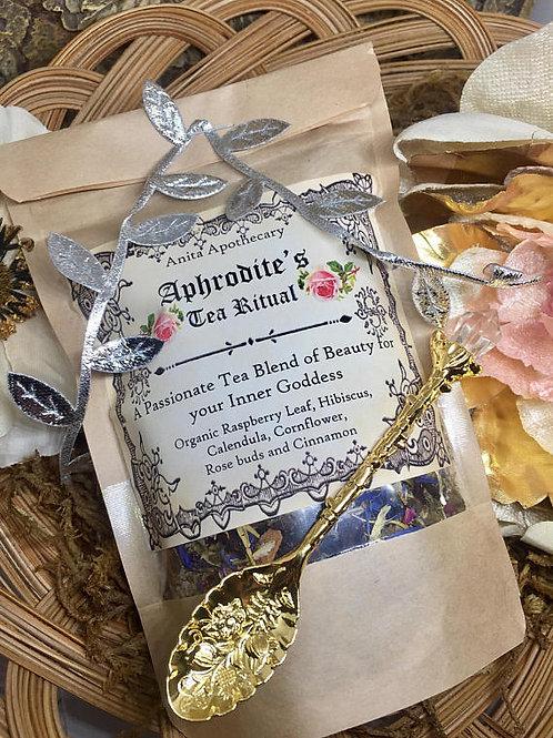 Aphrodites Tea Ritual~Goddess Tea