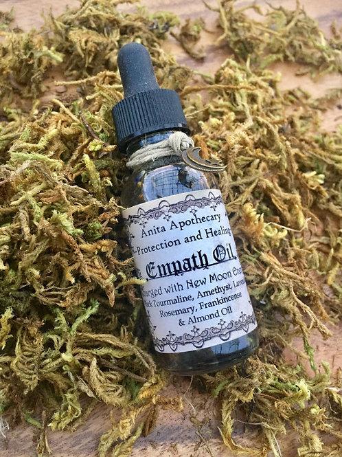 Empath Oil~Protection Ritual Oil