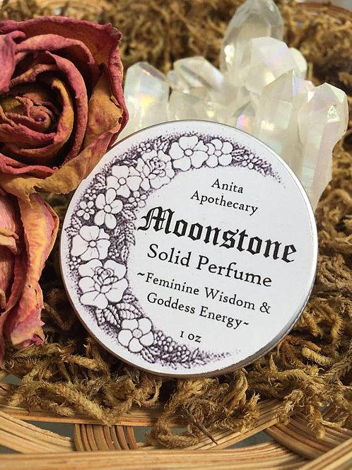 Moonstone Solid Perfume~Salve13