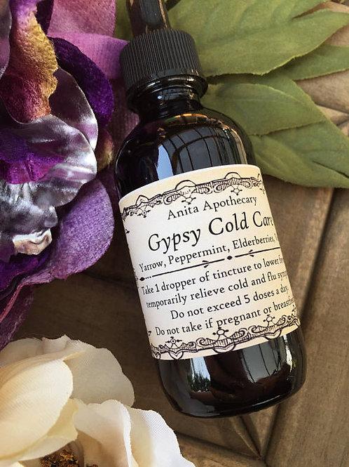 Gypsy Cold Care Tincture