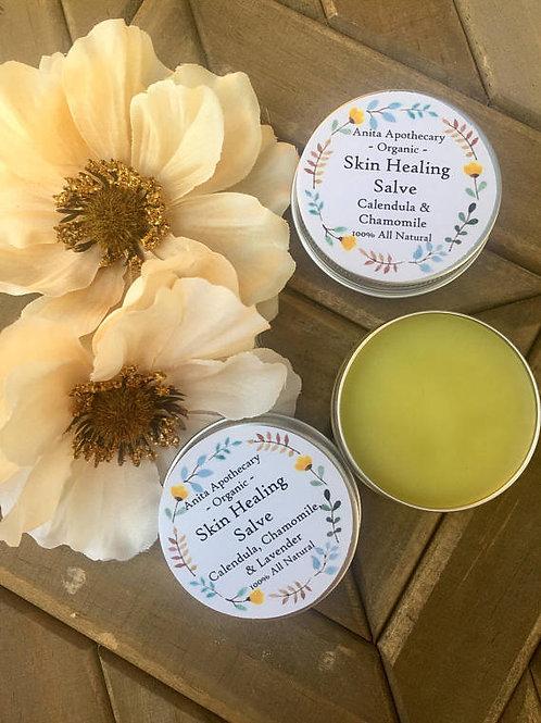 Calendula Skin Healing Salve