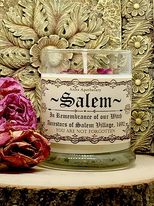 Salem~A tribute to the Witches of Salem Village
