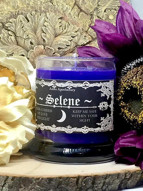 Selene~Goddess of the Moon