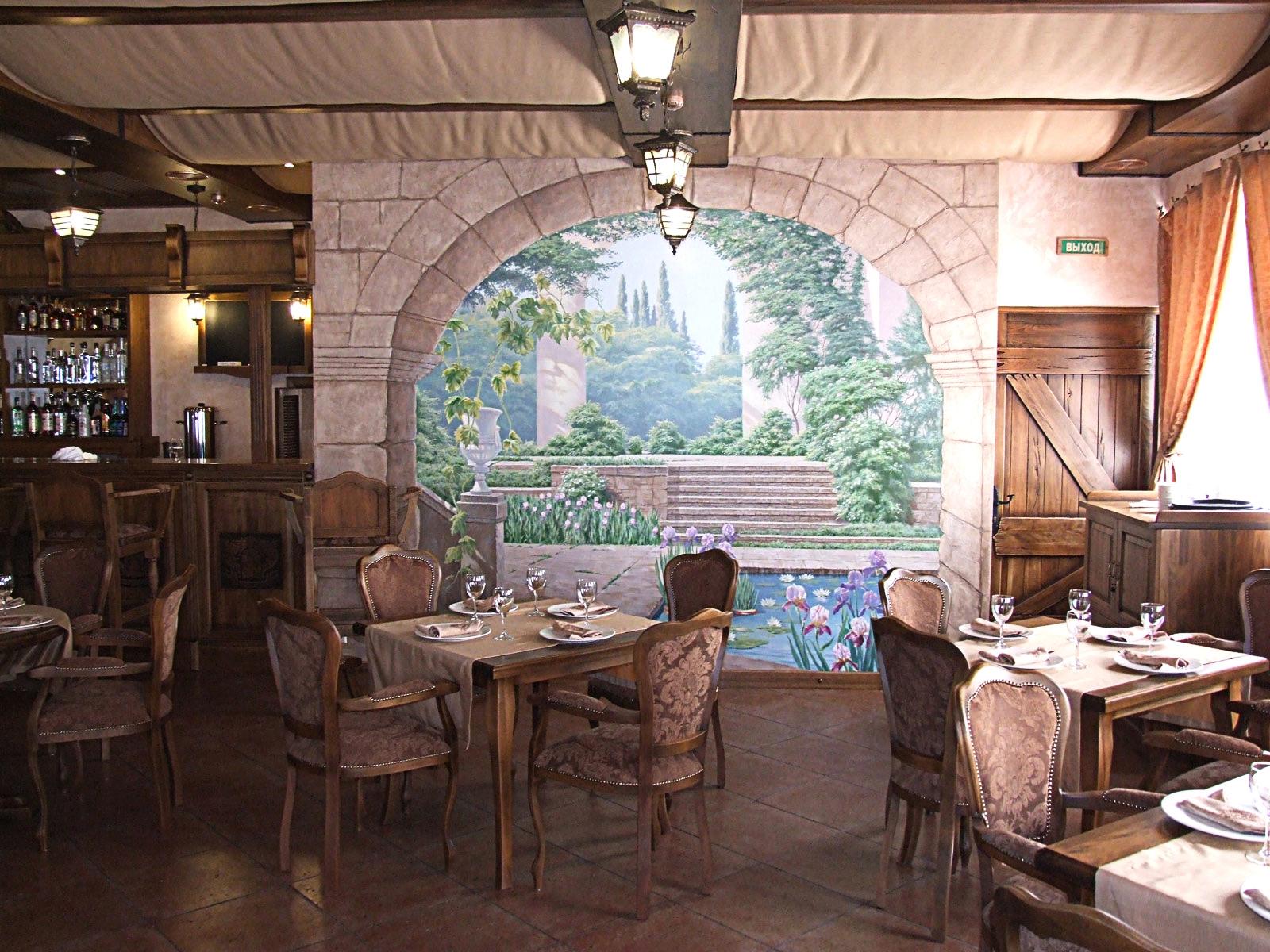 """Ресторан"""" Потемкинские деревни"""""""