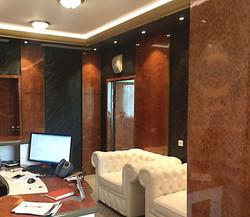 приемная комната офиса Тандер