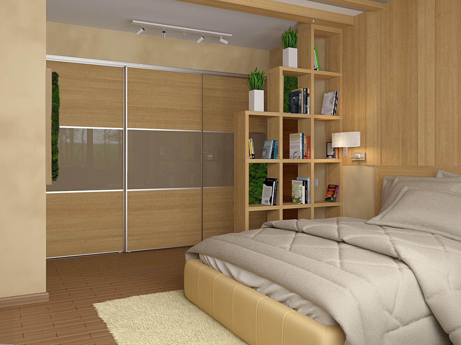 Спальня Экостиль