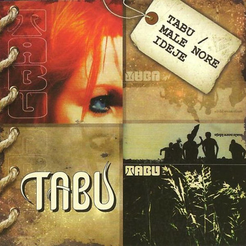 2CD TABU_Dvojni album
