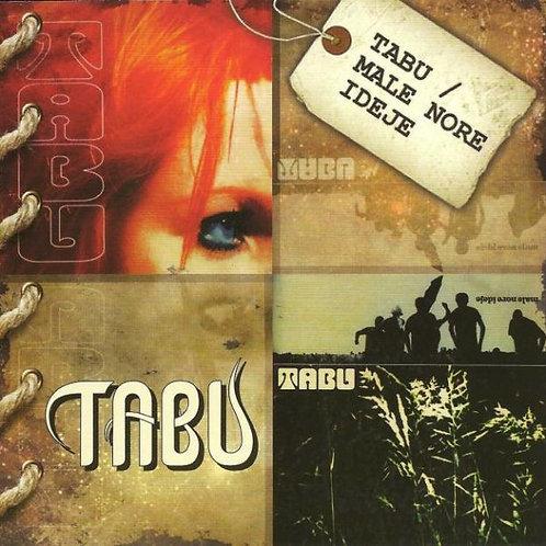 2CD TABU_Dvojni album