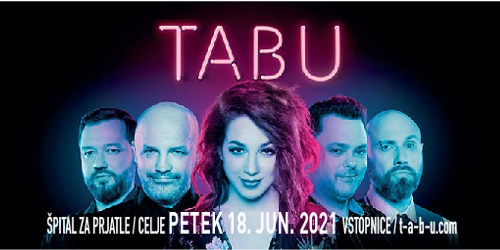 TABU / CELJE - Špital za Prjatle
