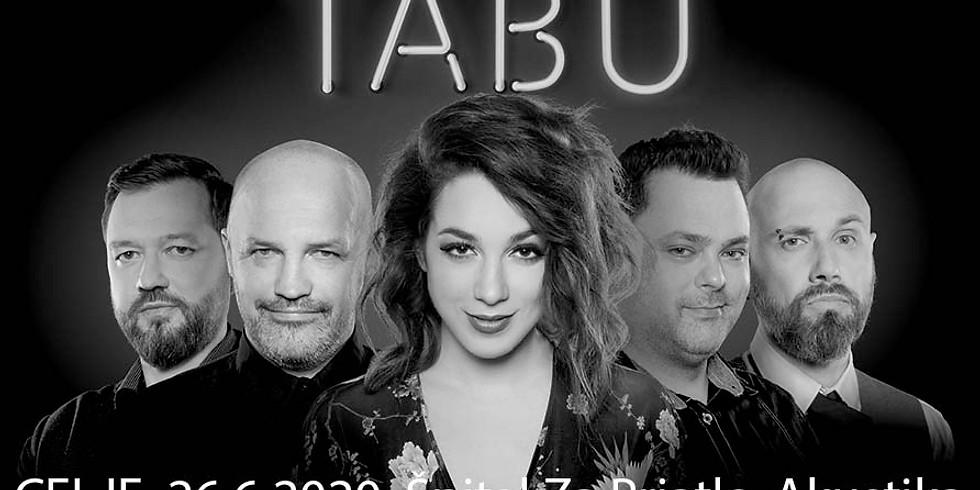 TABU_CELJE - Špital za Prjatle / Akustika