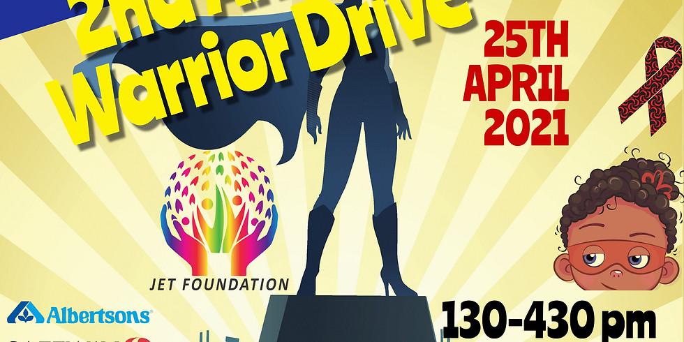 2nd Annual Warrior Drive