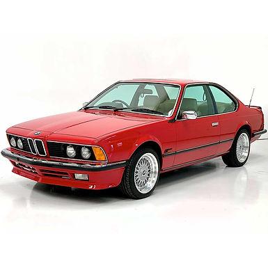 1987 BMW 635csi (e24)