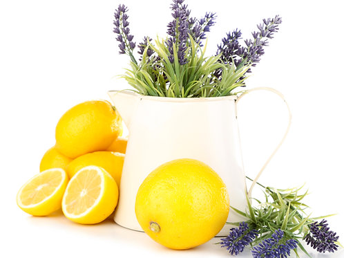 Lemon and Lavender Body Butter