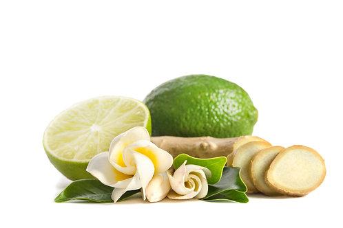 Ginger Lime Lip Scrub