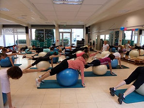 gym douce ou gym seniors à Valencienes