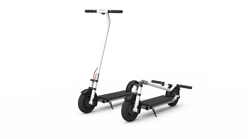 Smarthlon N7 Folding Electric Scooter