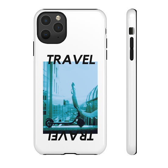 Tough Phone Cases - Travel By Scooter