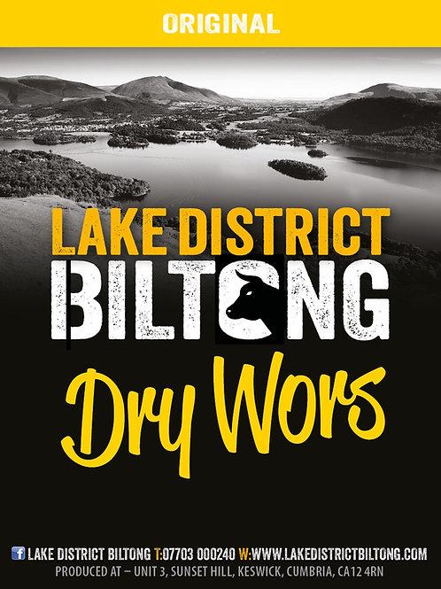 Lake District Biltong - Dry Wors