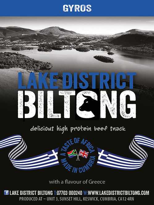 Lake District Biltong - Gyros