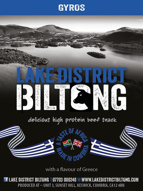 Lake District Biltong - Gyros - 250g