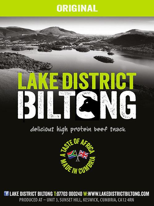 Lake District Biltong - Original