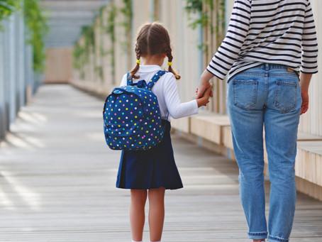 Adaptação escolar - E agora?
