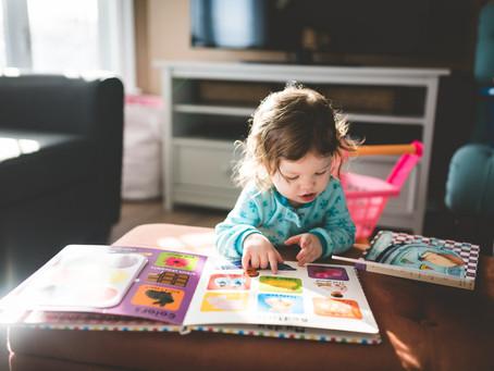Que tal brincar de ler?