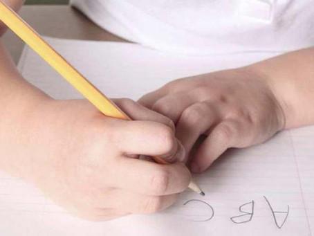 Distúrbios de Aprendizagem - Disgrafia