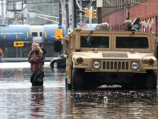 Hoboken, New Jersey Sues Oil Industry for Climate Impacts From its 'Deceptive Actions'