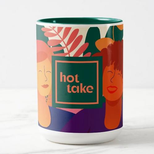 Hot Take mug
