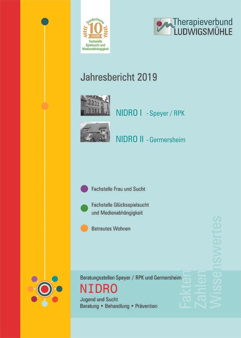Jahresbericht NIDRO 2019