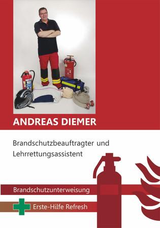 A5 Folder Brandschutz