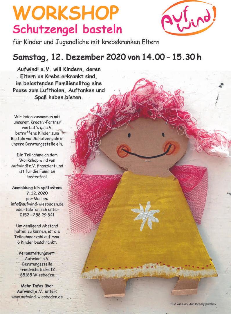 Plakat Aufwind! e.V. Wiesbaden
