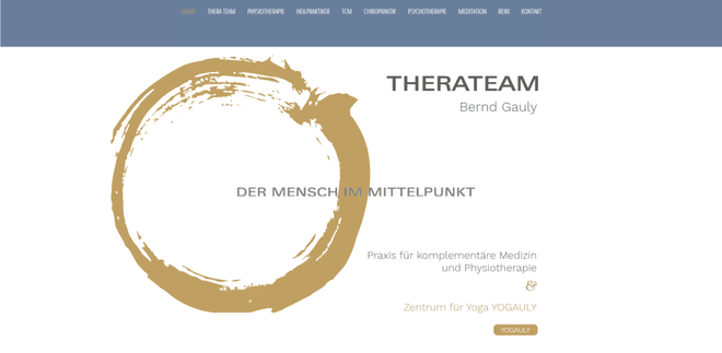 Thera Team Bernd Gauly