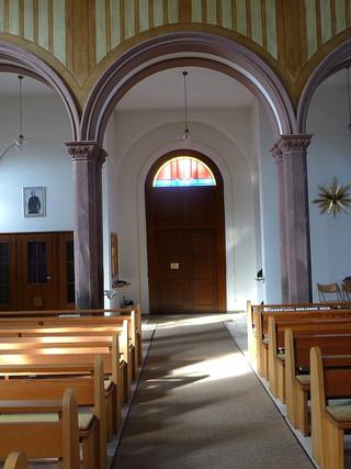 Kath. Kirche Knittelsheim