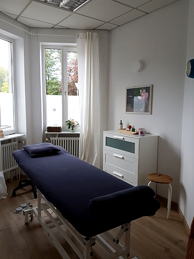 Behandlungsraum Physio