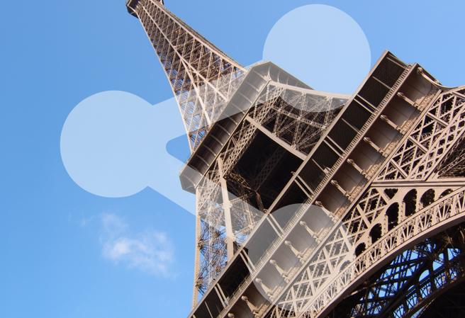 """Paris em Outubro, felt like """"April in Paris"""""""