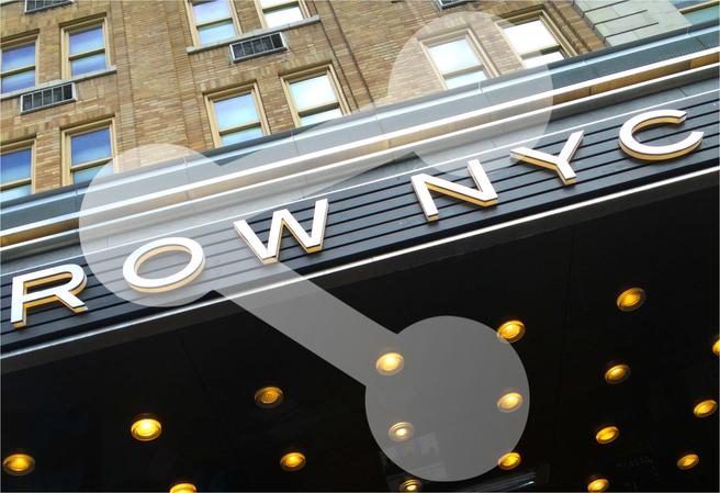 Hotel em Nova Iorque