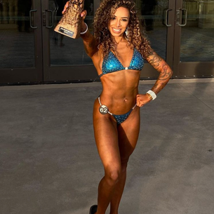 Becoming a Npc Bikini competitor