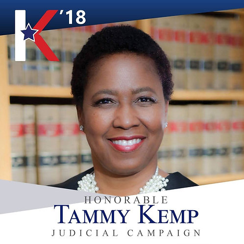 Tammy Kemp for District Judge, 204th Judicial District