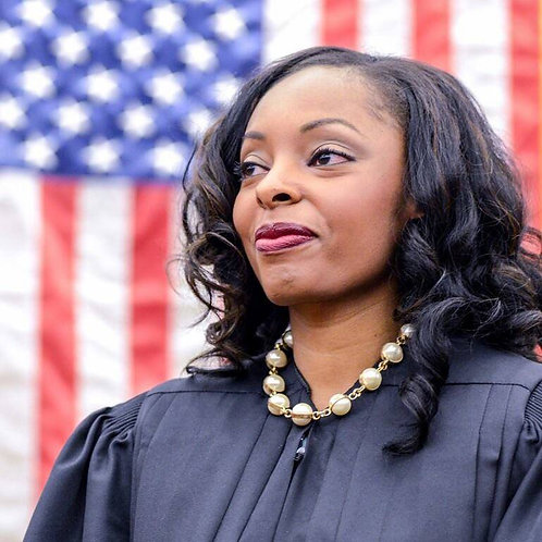Shequitta Kelly for County Criminal Court-at-Law Crt No.11