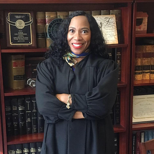 Lisa R. Woodard for Justice of the Peace Pct.8