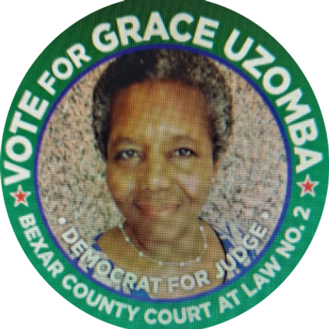 Grace M. Uzomba for Judge, Bexar County Court-at-Law No.2