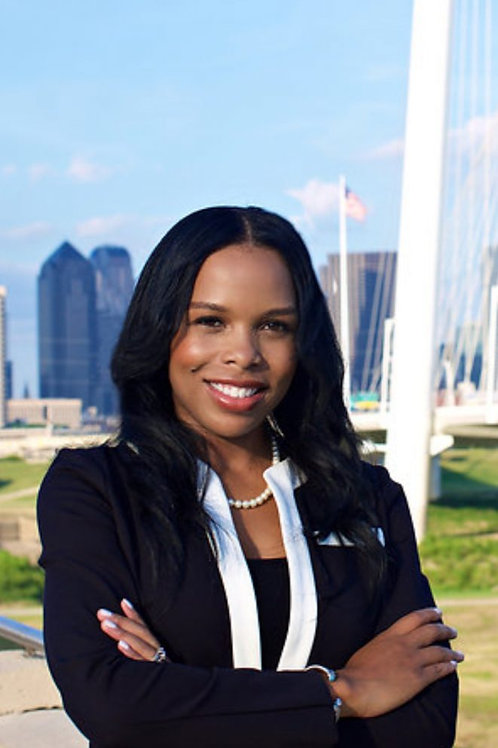 Aiesha Redmond for District Judge, 160th Judicial District