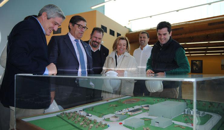 A UDC avalía colaborar con Sogarisa no ámbito da investigación do tratamento de residuos