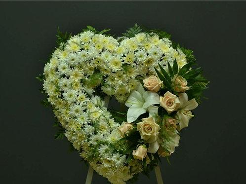 Corazón de crisantemo (Ref. 16B)