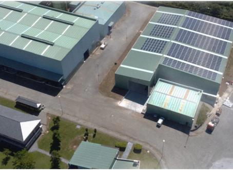 EL CENTRO DE RESIDUOS INDUSTRIALES DE SOGARISA SE AUTOABASTECE DE ENERGÍA CON 740 PLACAS SOLARES