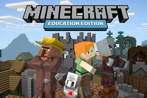 TECH - Minecraft Build&Code