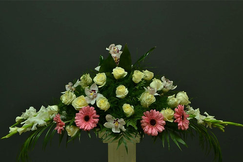 Centro bandeja flor variada (Ref. 1D)