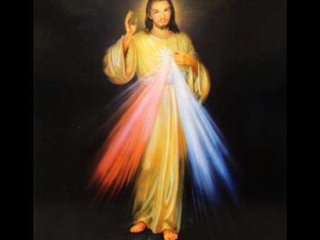 Novéna pred Nedeľou Božieho Milosrdenstva